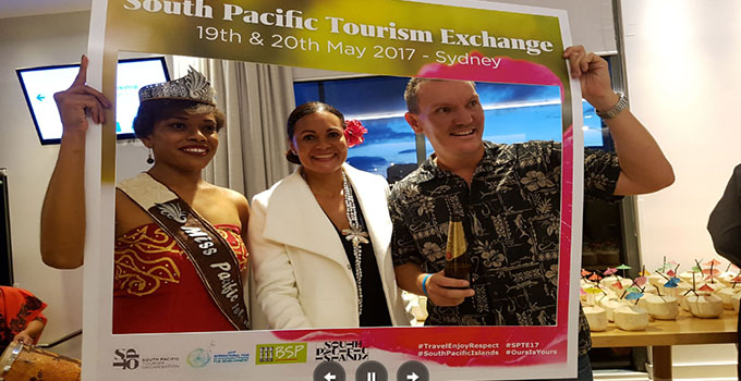 South Pac Tourism Exchange