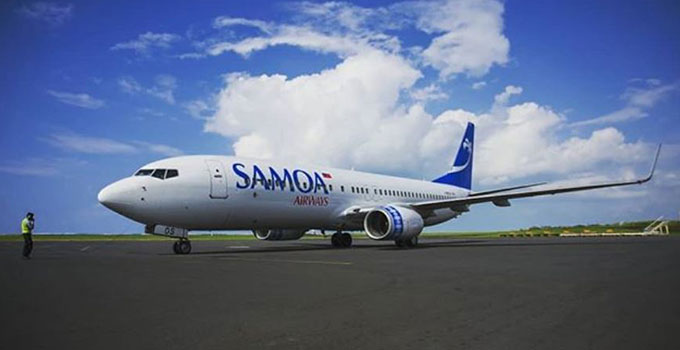 Samoa Airways Launch
