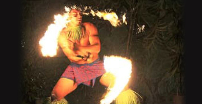 Samoa Fire Dancer to take world stage